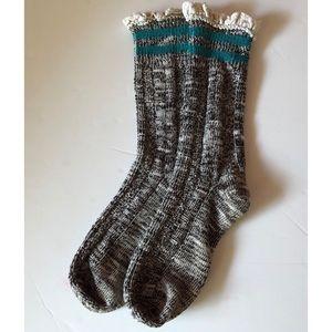 Free People Highlands Boot Socks